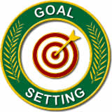 Bullseye for goal setting