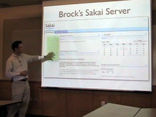 Welcome To Sakai Webinar