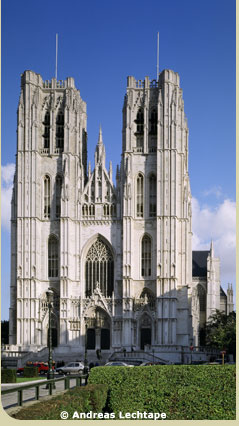 Figure 9: Cathedral of St. Michael and St. Gudula