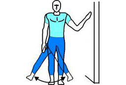 Hip abduction and adduction