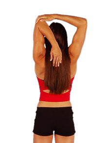 Triceps Stretch. Retrieved from: http://www.teachpe.com/images/jenny/triceps_stretch2.jpg