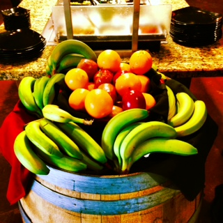 Consuming fresh fruit has many benefits contributing to a healthy lifestyle. Photo by Graham Silcox.