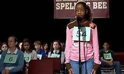 "In the film ""Akeelah and the Bee"", Keke Palmer uses skipping as a tool to help her learn and remember how to spell new words."