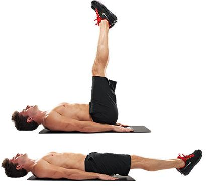 Lying Leg Raises. Retrieved from: http://www.menshealth.co.uk/cm/menshealthuk/images/eQ/lyinglegdrop.jpg