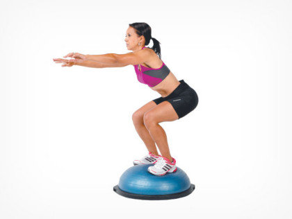 Image:Squat on Bosu ball.jpg