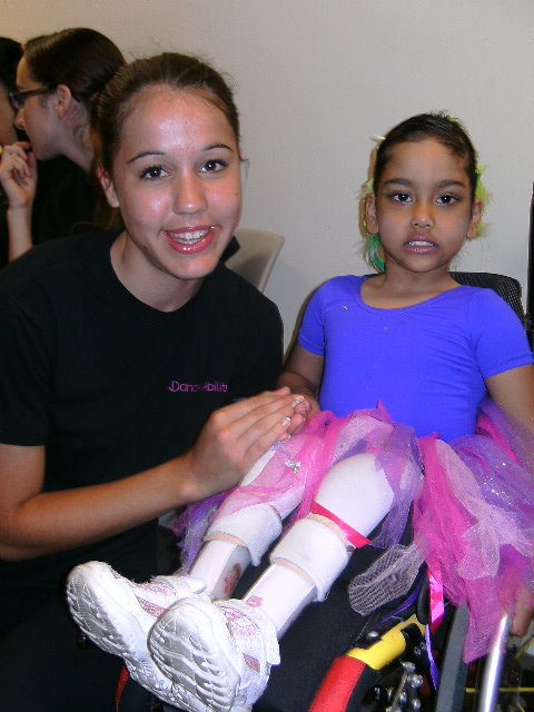 Dance Ability Program: Serena and Sheena