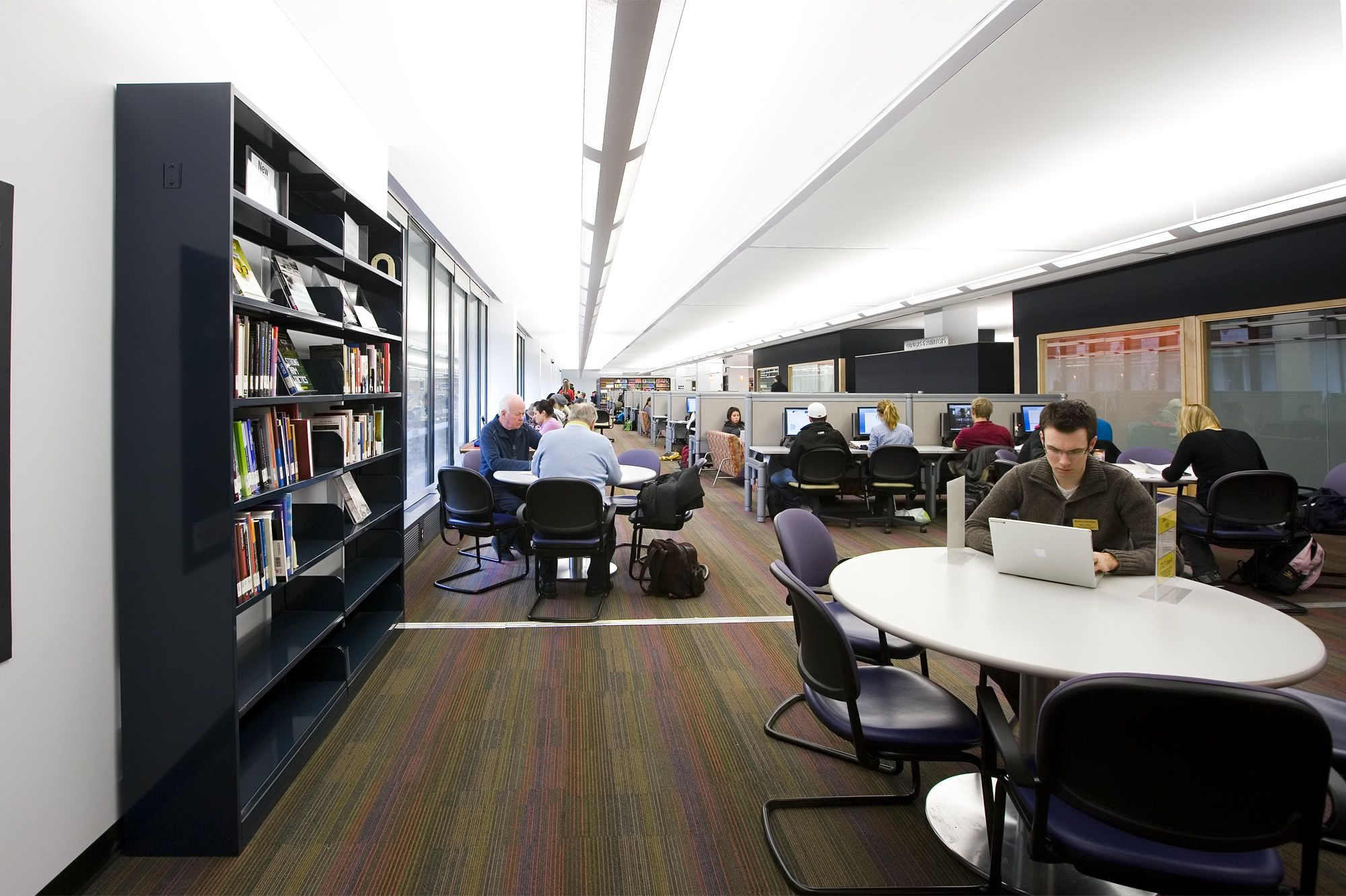 Brock University Learning commons