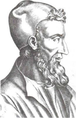 Claudius Galenus, the first person to contribute to the history of heart attacks. Taken from http://s2.hubimg.com/u/888787_f260.jpg